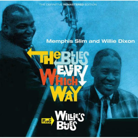 The Blues Every Which Way + Willie´S Blues