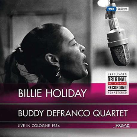 Live in Cologne 1954 and B. Defranco Quartet