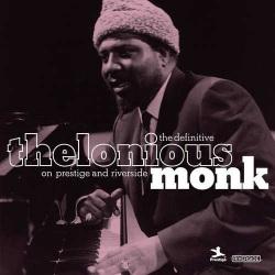 Definitive Monk on Prestige/Riverside (Cut-Out)