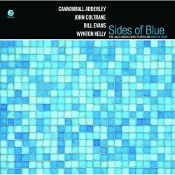 Sides of Blue w/ Bill Evans (Cut-Out)