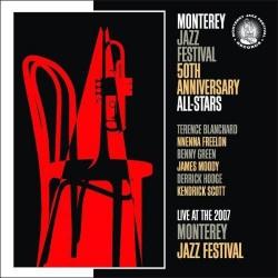 Monterey Jazz Festival 5Oth Anniv. (Cut-Out)