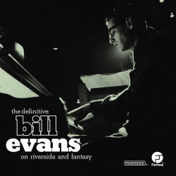 Definitive B. Evans on Riverside/Fantasy Cut-Out