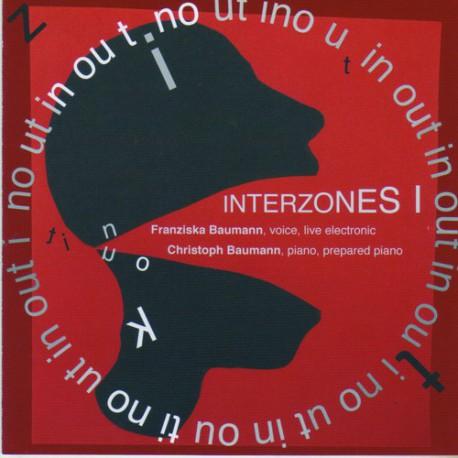 Interzones Vol. 1 W/ Christoph Baumann