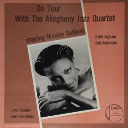 On Tour with the Allegheny Jazz Quartet
