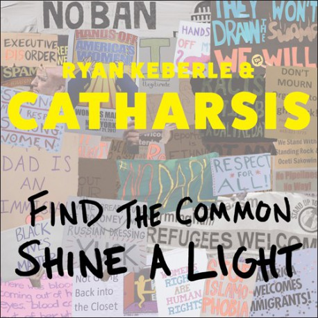 Find the Common, Shine a Light W/ Catharsis