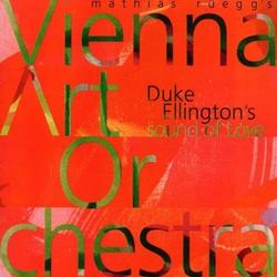 Duke Ellington`S Sound of Love