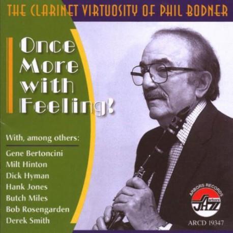 The Clarinet Virtuosity of P. Bodner