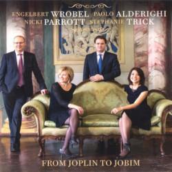 From Joplin to Jobim W/ Nicki Parrot