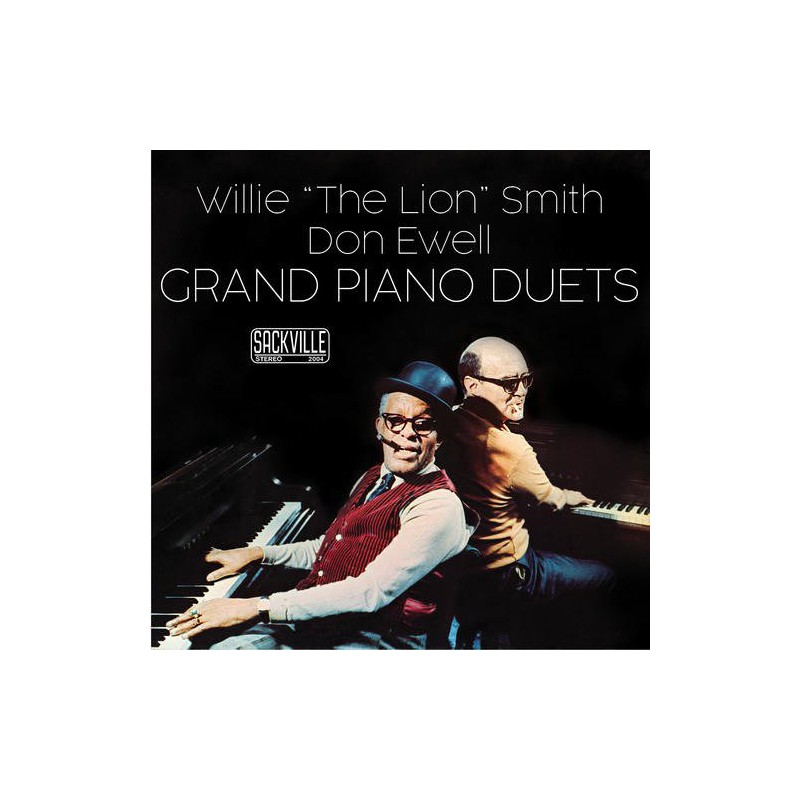 Grand Piano with Don Ewell - Jazz Messengers