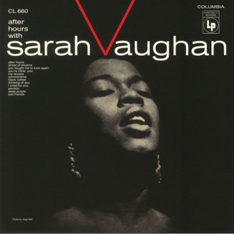 After Hours With Sarah Vaughan
