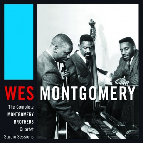 The Complete Montgomery Brothers Quartet