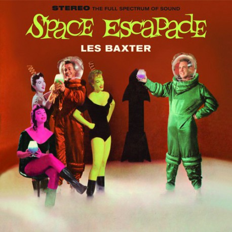 Space Escapade + Caribbean Moonlight