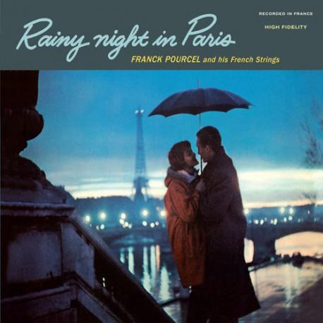 Rainy Night in Paris + Honeymoon in Paris