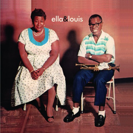 Ella & Louis (Mini LP Gatefold Replica)
