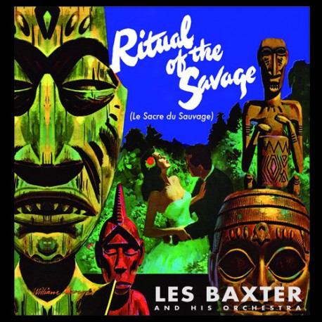 The Ritual of the Savage + Tamboo!