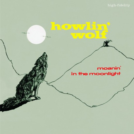 Moanin´ in the Moonlight (Mini-Lp Papersleeve)