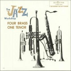 The Jazz Workshop: Four Brass, One Tenor