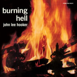 Burning Hell (Mini- LP Gatefold Replica)