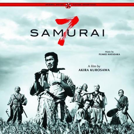 Kurosawa´s Seven Samurai Original Soundtrack