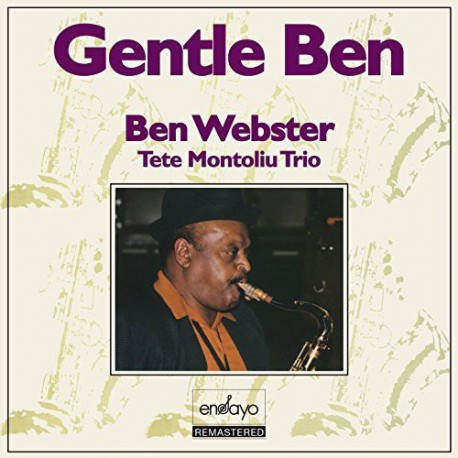 Gentle Ben with Tete Montoliu Trio