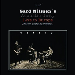 Gard Nilssen´s Acoustic Unity Live in Europe
