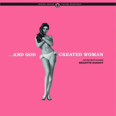 …And God Created Woman OST (Gatefold)