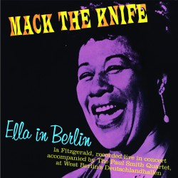 Ella in Berlin: Mack the Knife (Mini LP Replica)