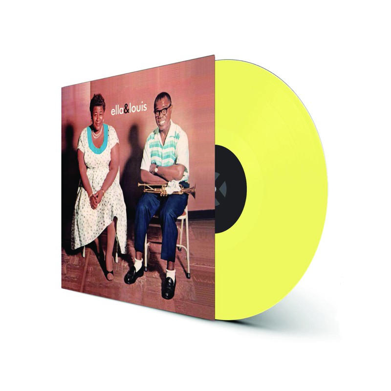 Ella And Louis Colored Vinyl Jazzmessengers