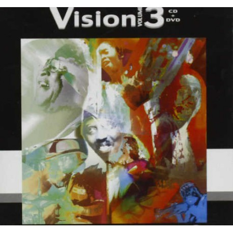 Vision - Volume 3 -  Cd+ Dvd