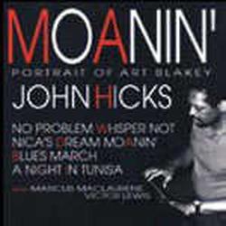 Moanin` - Portrait of Art Blakey