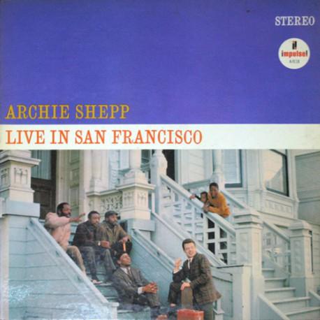 Live in San Francisco - 180 Gram