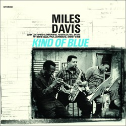 Kind of Blue (Colored Vinyl)