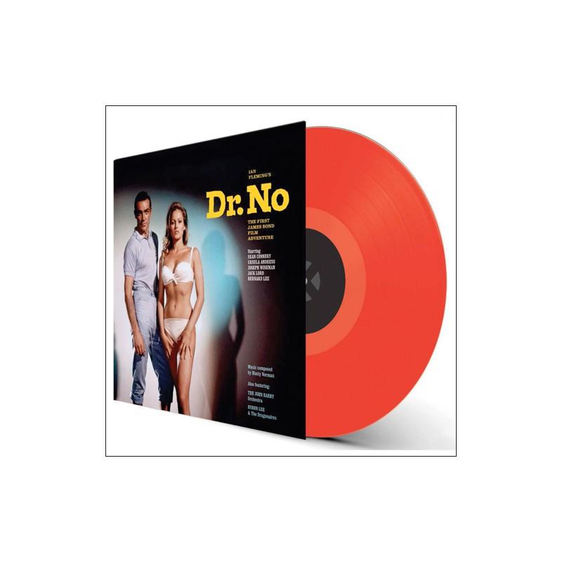 Dr No Original Soundtrack Colored Vinyl Jazz Messengers