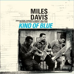 Kind of Blue (Mini-LP Papersleeve Replica)
