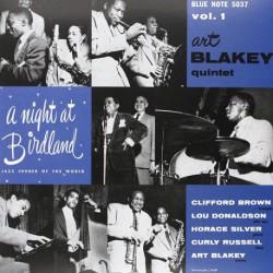 A Night at Birdland Vol. 1 (10 Inch EP)