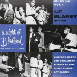 A Night at Birdland Vol. 1 (10 Inch EP)