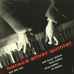 Horace Silver Quintet (10 Inch EP)
