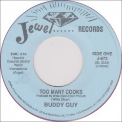 Buddy Guy / Jesse Fortune (7 Inch)