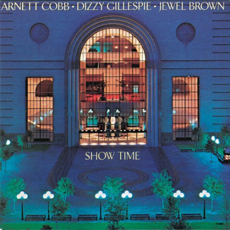 Show Time w/ Dizzy Gillespie (Cut-Out)