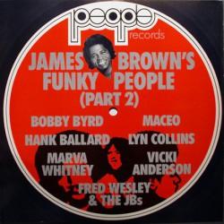 James Brown´s Funky People Part 2 (Gatefold)