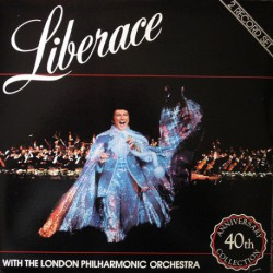 With the London Philharmonic Orchestra