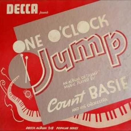 One O´Clock Jump (Cut-Out)