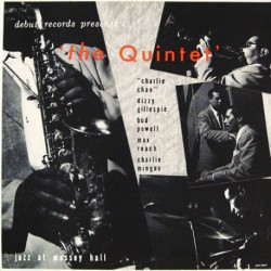 The Quintet at Jazz at Massey Hall