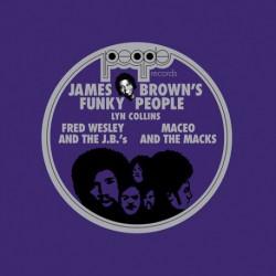 James Brown´s Funky People Part 1 (Gatefold)