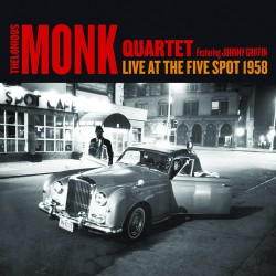 Live at the Five Spot 1958
