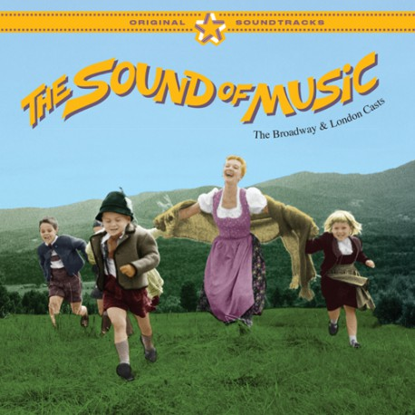 The Sound of Music (The Broadway & London Casts) - Jazz Messengers