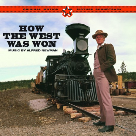 How the West Was Won Original Soundtrack