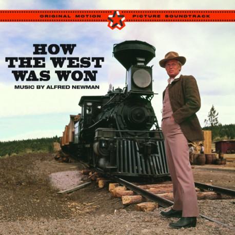 How the West Was Won Original Soundtrack