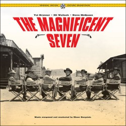 The Magnificent Seven Original Soundtrack (Gatefol