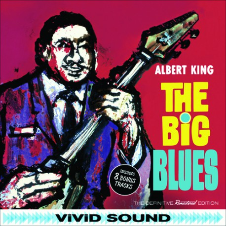 The Big Blues + 8 Bonus Tracks